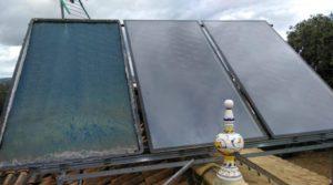 averia solar