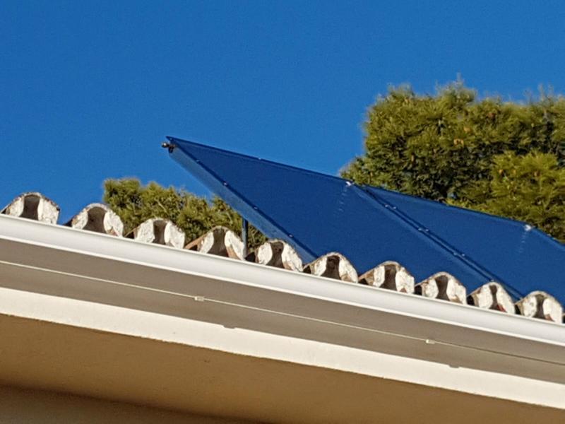 reparación y mantenimiento de placas solares