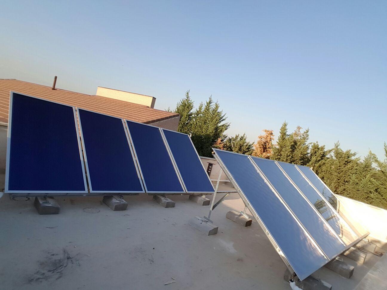 Mantenimiento de Placas Solares en MALAGA